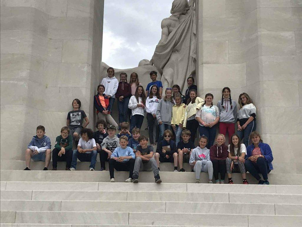 Year 7 trip to France - Dulwich Prep Cranbrook